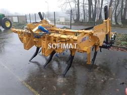 Alpego Travail du sol Décompacteur hydropneumatique SKAT