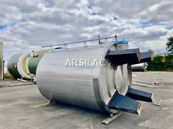 ARSILAC - Cuve inox 316L - 158 HL