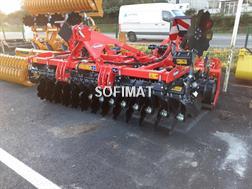 Kuhn Travail du sol Déchaumeur OPTIMER XL 350 XL350 Kuh
