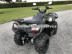 Kymco MXU 300 El-Spil