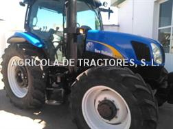 New Holland T-6020