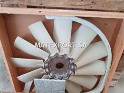 Claas Hélice ventilateur refroidisseur Claas parts 00 07