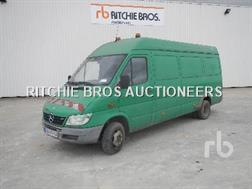 Mercedes SPRINTER 416 CD Vehicule Utilitaire Crew Cab