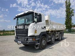 Scania G410 8x4