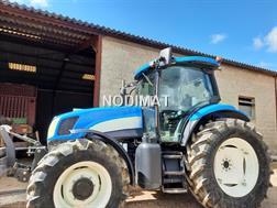 New Holland TS125A