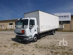 Renault 190DXI Camion Fourgon 4x2