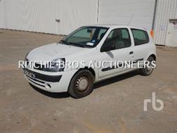 Renault CLIO Vehicule Utilitaire