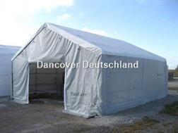 Divers Lagerzelt 7x7x2,5x4,2m Lagerhalle Zelthalle