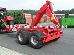 Pronar Containeranhänger, T 185; 15 to, NEU