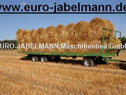 Pronar 2-achs Ballentransportwagen, TO 26 M; 18,0 to, NEU