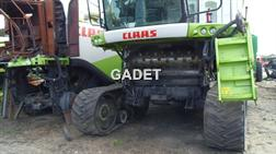 Claas pieces d'etachée