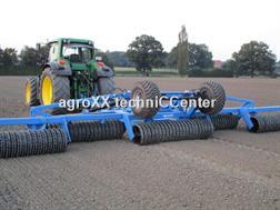 AgroXX MAXXIMUS 9.0m - 530 mm RINGE, DRUCKLUFTBREMSE--