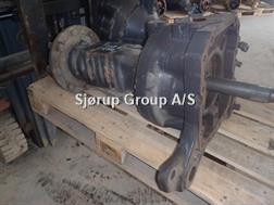 Valmet 605 Bagaksel H / Rear axle R