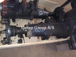 Deutz-Fahr DX 6.10 Bagaksel H / Rear axle R
