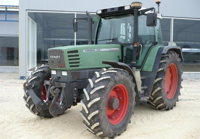 La cote agricole d'occasion tracteur - Fendt Farmer 311, un tracteur increvable