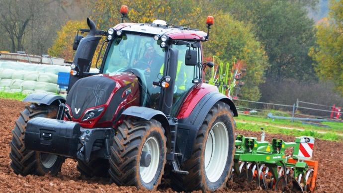 Retour sur la nouvelle série T Valtra - Plus que des tracteurs, une vitrine technologique