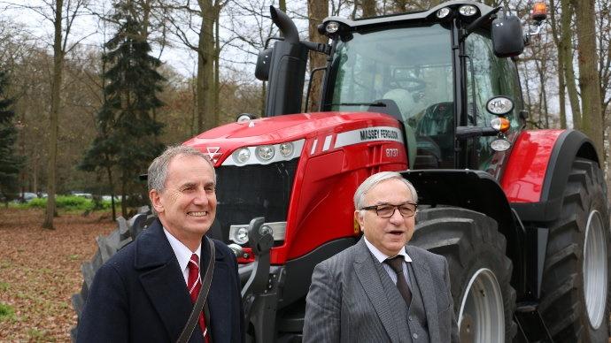 Info firme - Pima@Tec, un centre de recherche pour les futurs tracteurs Massey Ferguson