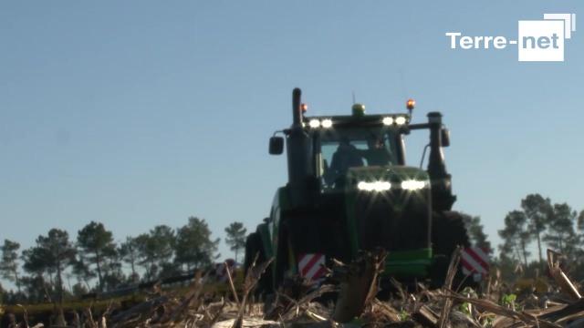 Tracteur XXL John Deere - 9 RX: la traction àl'état pur