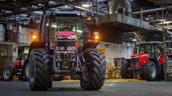 Info firme - Massey Ferguson: comment Beauvais a été élue «usine de l'année» 2016