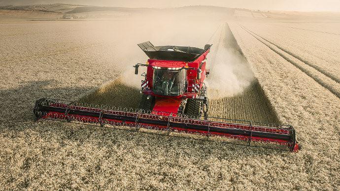 Moissonneuse-batteuse 2019 - Axial Flow 250: la récolte automatisée selon Case-IH