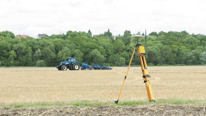 Agriculture de précision - AgXtend: les innovations naissent sous X chez New Holland!