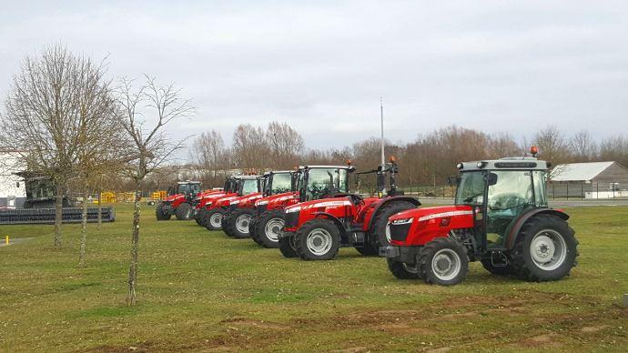 Massey Ferguson - 18000 tracteurs fabriqués à Beauvais chaque année d'ici 2023?