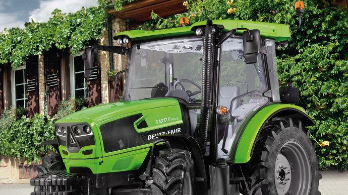 Tracteur compact - Deutz-FahrSérie 5D Keyline, la nouvelle entrée de gamme