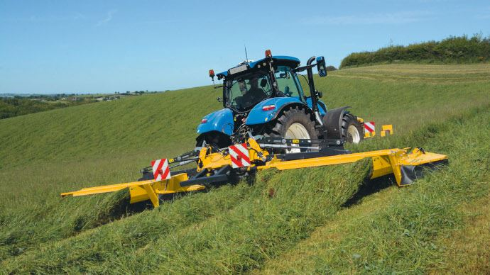 Outils d'accompagnement - New Holland étoffe sa gamme