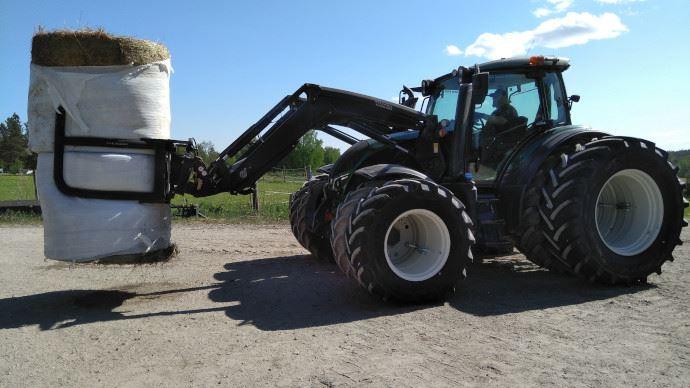 Tracteur Valtra - Des roues jumelées Starco pour les modèles finlandais