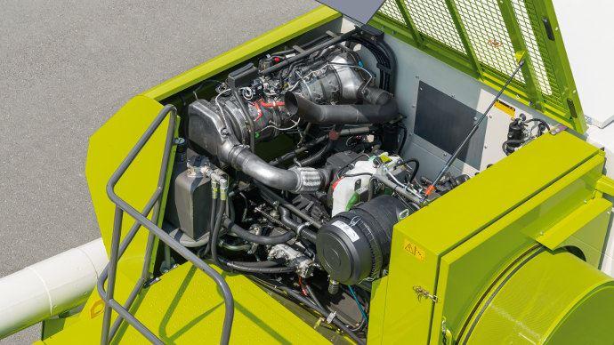 Moissonneuses-batteuses - Des moteurs plus puissants pour les Claas Avero