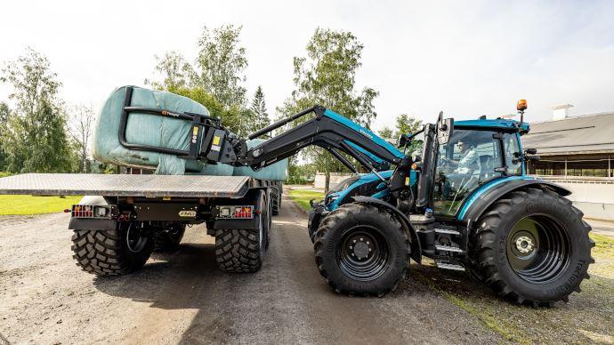 Nouveau tracteur Valtra - G5: le couteau suisse Made in Finland qui marque le début de la 5egénération