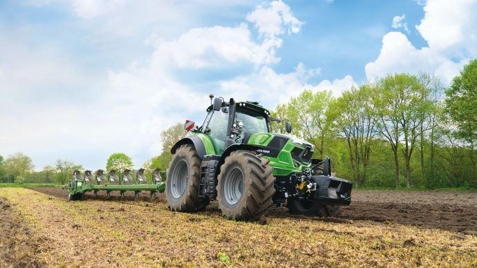 Deutz-Fahr - Lasérie 7 tente une échappée sur le peloton des tracteurs haut de gamme