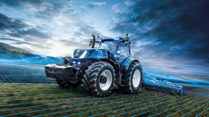 Nouveauté tracteur - Du nouveau dans la gamme 7 HD de New Holland