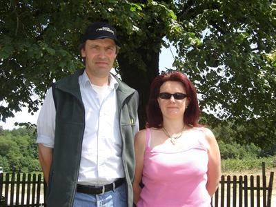 Terre à Terre 2009 - Hervé Robert, agri-essayeur du New Holland T 7000 AutoCommand