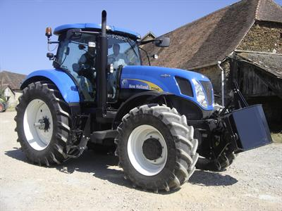 Terre à Terre 2009 - New Holland T7000 AutoCommand