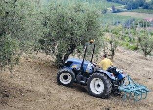 Nouveautés… Tracteurs - New Holland mise sur la simplicité