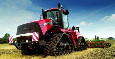 Sima 2011 - Tracteurs - Toutes les technologies Case IH sous une même appellation