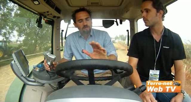 Nouveauté tracteur - Prise en main des Fendt 700 Vario