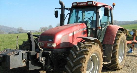La cote agricole d'occasion tracteur - Case IH 130, des avancées en confort et ergonomie