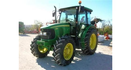 La cote agricole d'occasion tracteur - John Deere 5720, l'inconnu des ateliers