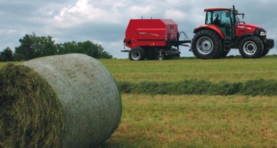 Tracteurs Farmall U - Une série de plus répondant au stage IIIb disponible chez Case IH