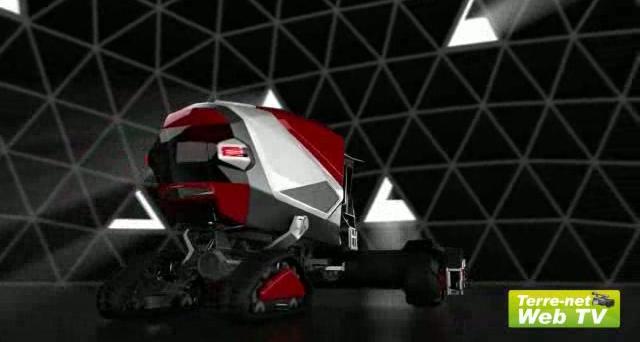 Massey Ferguson - La marque fait son « show du futur »