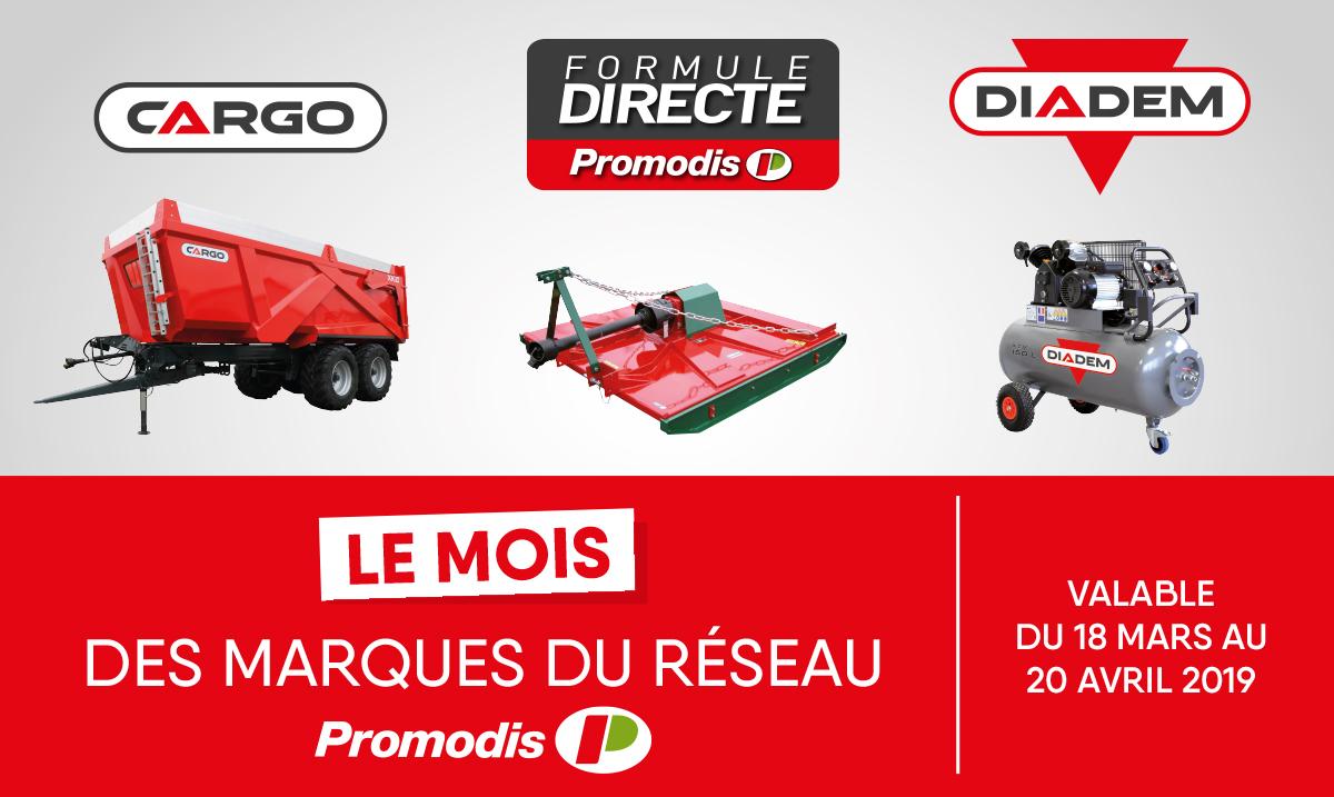 Mailing Promodis - Des marques exclusives !