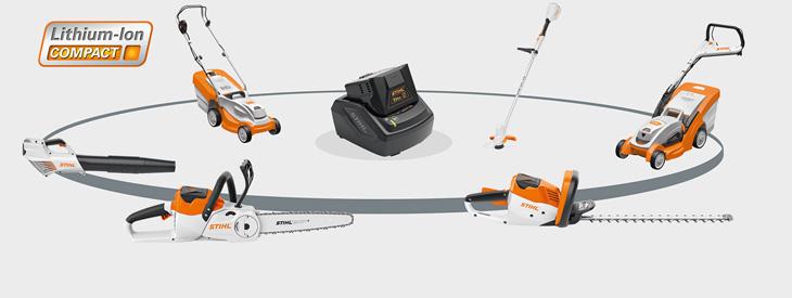 Travaillez en toute autonomie grâce au batterie stihl, vous avez -50% sur la deuxième batterie !