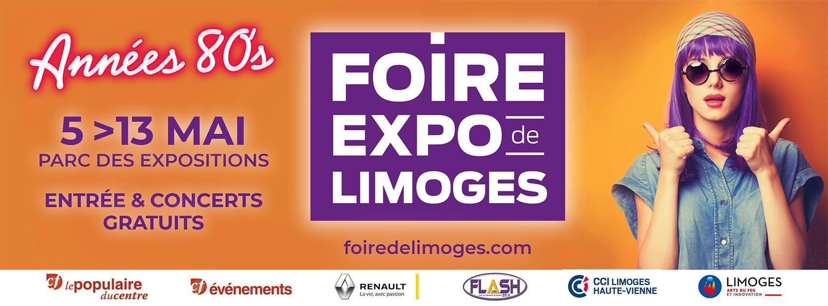 Foire de Limoges 2018