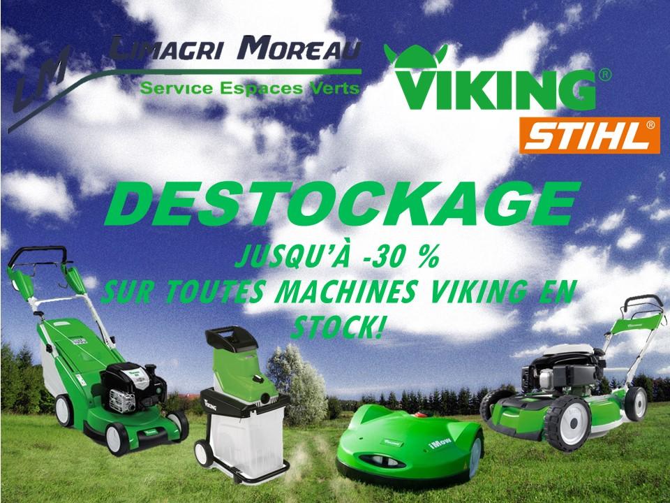 DÉSTOCKAGE VIKING!!! Dépêchez vous d'en profiter!!!
