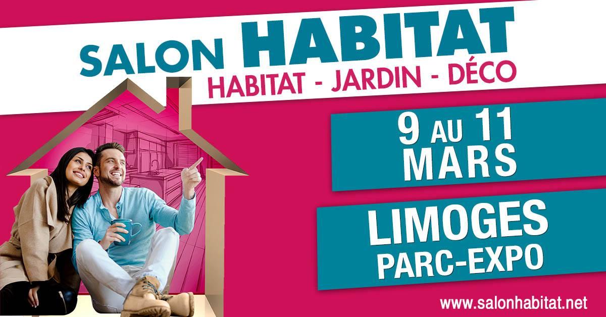 Salon de l'habitat de Limoges avec Limagri Moreau bien sûr!!!