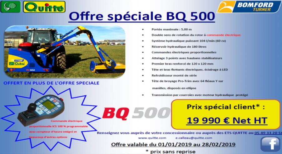 Bomford BQ500