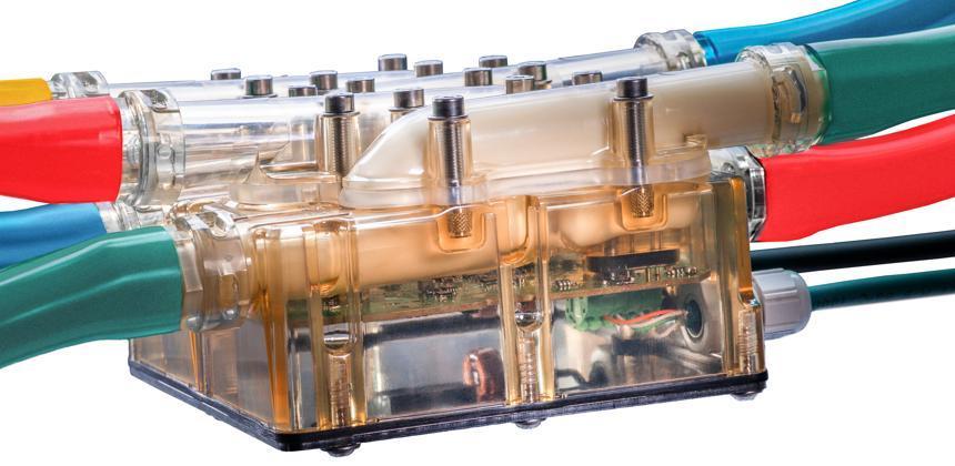 DairyMilk M6850 de GEA : le compteur cellulaire