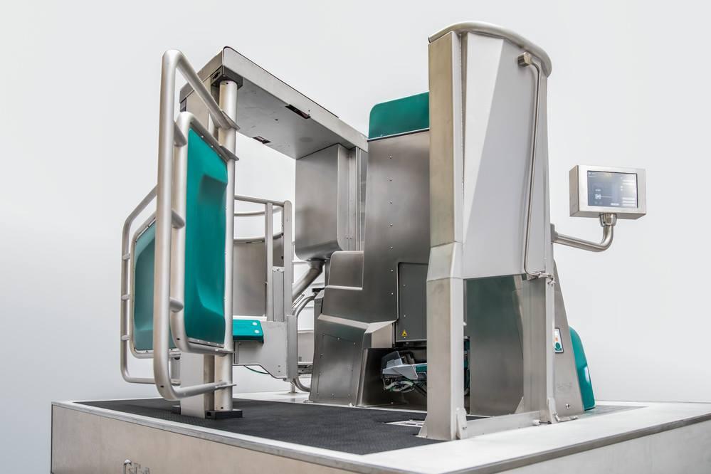 Le DairyRobot R9500